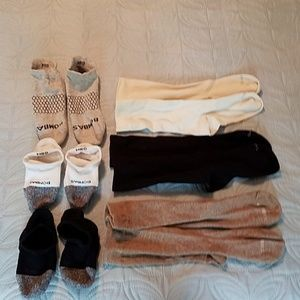 Bombas socks bundle of six pairs like new! EUC